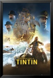 Tintin- One Sheet Print
