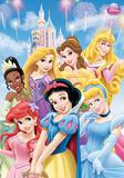 Princess-3D Posters