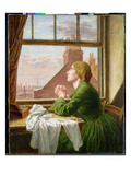 The Song of the Shirt, or for Only One Short Hour, 1854 Giclee Print by Anna E. Blunden