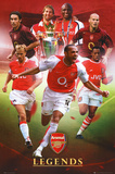 Arsenal FC Legends Prints