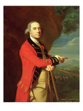 Portrait of General Thomas Gage, c.1768 Giclee Print by John Singleton Copley