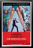 James Bond-For Your Eyes Only Posters