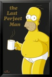 Simpsons - Homer Coffee Break Photographie