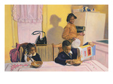 Before School, 1991 Giclee Print by Colin Bootman
