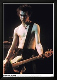Sid Vicious-Atlanta 1978 Photographie