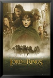 Lord of the Rings-Fellowship of the Ring Print