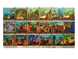The Story Of Jacob, 1997 Giclee Print by Laura James