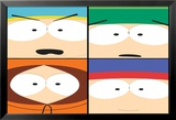South Park Heads Prints