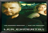 Les Experts -Las Vegas-One Sheet Prints
