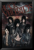Black Veil Brides Red Print
