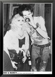 Sid N Nancy-Vortex 77 Plakater