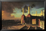 Pink Floyd-Animals Affiches