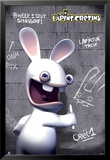 Lapins Cretins -Graffiti-One Sheet Poster