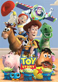 Toy Story-3D Posters