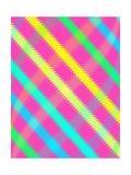 Textured Check Giclée-Druck von Louisa Knight