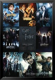 Harry Potter-Collection Poster