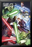 Clone Wars-Good vs Evil Prints