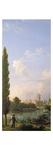 Laxenburg Castle, Near Vienna, 1810 Giclee Print by Jean Bidauld