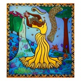 Oshun, 2011 Giclee Print by Laura James