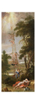 Jacob's Dream, 1705 (Oil on Canvas) Giclee Print by Sir James Thornhill