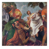 The Assumption of the Virgin (Oil on Canvas) Giclee Print by Paolo Veronese