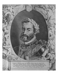 Charles V, Holy Roman Emperor, Engraved by Pieter Van Sompel, 1644 (Engraving) Giclee Print by Pieter Claesz Soutman