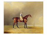 Diamond, with Dennis Fitzpatrick Up, 1799 Giclee Print by Benjamin Marshall