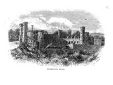 Mitchelstown Castle, Engraved by D. Small (Engraving) Premium Giclee Print by George Butterworth
