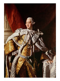 King George Iii, C.1762-64 (Oil on Canvas) Giclee Print by Allan Ramsay