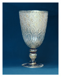 The Duke of Marlborough's Cup, Early 18th Century (Silver Gilt) Giclee Print