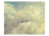 Cloud Study, c.1821 Giclee Print by John Constable