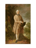 William Johnstone-Pulteney, Later 5th Baronet, c.1772 Giclee Print by Thomas Gainsborough