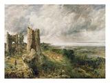 Hadleigh Castle, 1829 Giclee Print by John Constable