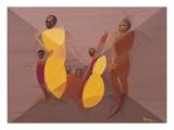 Mango Jazz, 2006 Giclee Print by Kaaria Mucherera