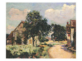 Effect of the Sun Giclee Print by Armand Guillaumin