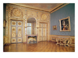 Interior View of the Petit Salon, C.1660 (Photo) Premium Giclee Print by  French