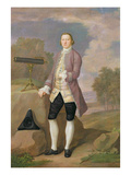 Thomas Newenham, c.1749 Giclee Print by Edward Haytley