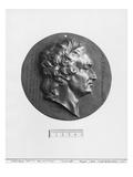 Marie Jean Antoine Nicolas Caritat, Marquis De Condorcet, 1831 (Bronze) Giclee Print by Pierre Jean David d'Angers