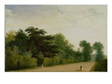 Kensington Gardens, 1815 (Oil on Canvas) Giclee Print by John Martin