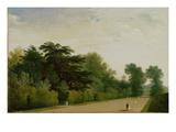 Kensington Gardens, 1815 Giclee Print by John Martin