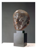 Charles Baudelaire, 1898 (Bronze) Giclee Print by Auguste Rodin