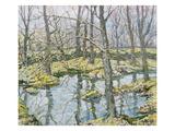 November Giclee Print by Walter Elmer Schofield