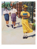 Separate Ways, 2001 Giclee Print by Colin Bootman