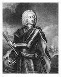 James Oglethorpe, 1741 (Mezzotint) Giclee Print by Thomas Burford