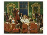 The Life of Buckingham, 1853-55 Giclee Print by Augustus Leopold Egg