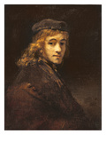 Titus, the Artist's Son, c.1662 Giclee Print by  Rembrandt van Rijn