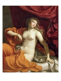 Cleopatra, c.1674-75 Giclee Print by Benedetto The Younger Gennari