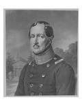 Friedrich Wilhelm Iii, King of Prussia (Engraving) Giclee Print by  German