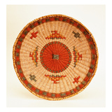Eastern Woodlands Serving Basket (Woven Fibre) Giclee Print by  American