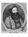 Joseph Pitton De Tournefort (Engraving) Giclee Print by Baptistin Martin